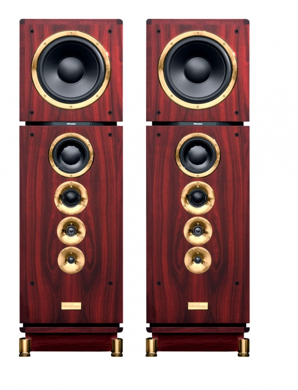 DYNAUDIO CONSEQUENCE UE SPEAKERS